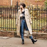 Mein neuer Mantel von Edited kombiniert für meinen Modeblog mit GUcci Dionysus Bag